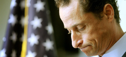 Anthony Weiner is in the running to be New York's Mayor.  (photo: Getty Images)