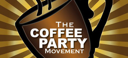 Coffee Party USA also received scrutiny from the IRS. (image: Coffee Party)
