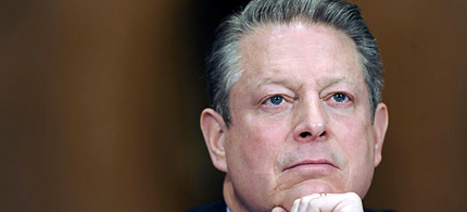 Former Vice President Al Gore. (photo: Susan Walsh/AP)