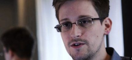 Edward Snowden, a 29-year-old former technical assistant for the CIA and current employee of the defence contractor Booz Allen Hamilton. (photo: Guardian UK)