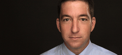 Glenn Greenwald. (photo: Salon)
