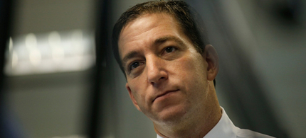 Glenn Greenwald. ( Photo: Vincent Yu/ AP)