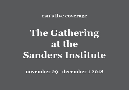 The Gathering at the Sanders Institute