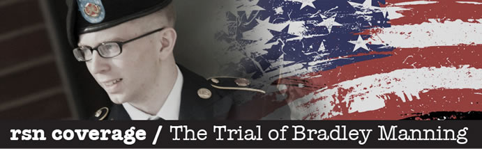 Trial of Bradley Manning