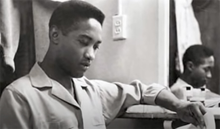 Singer, songwriter, civil-rights activist and entrepreneur Sam Cooke. (photo: Unknown)
