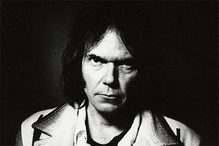 Neil Young | Rockin' In The Free World. (photo: Rolling Stone)